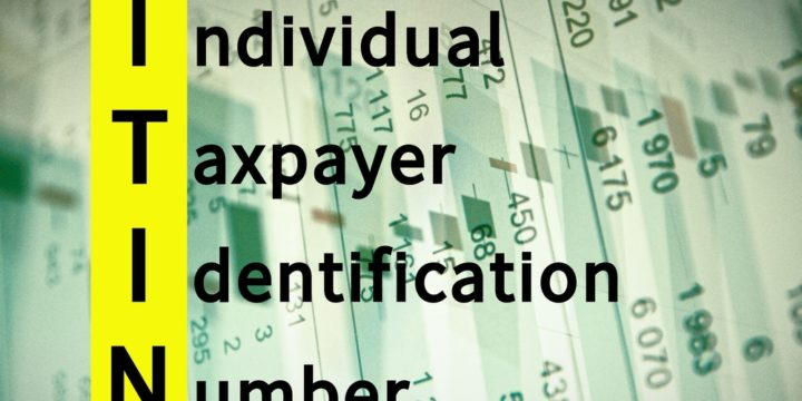 Just How Can I Obtain an Identification Number or ITIN