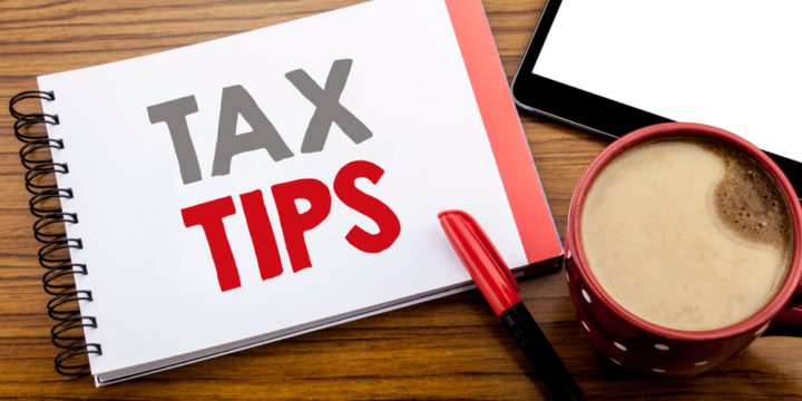 Tax Tips for the End of the Year