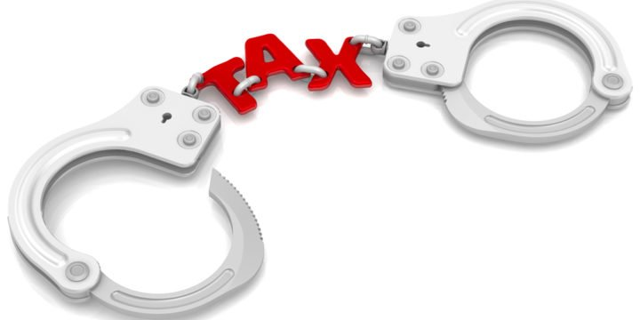 Crossing The Line – Felony Tax Crimes