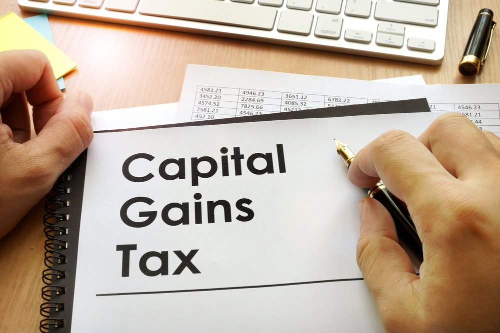 Reporting Capital Gains