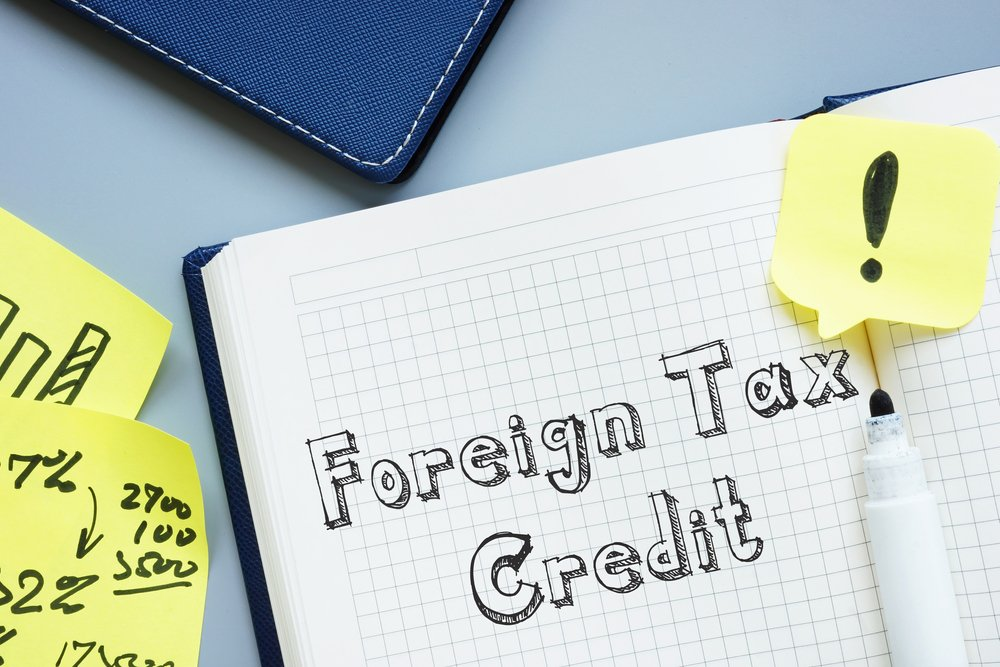 Calculating the Foreign Tax Credit and the CFC Netting Rule